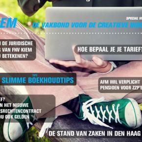 FNV kiem digitaal magazine speciaal voor zzp'ers